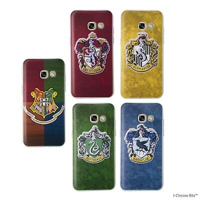 Maisons Harry Potter Coque/Etui/Case Samsung Galaxy A3 2017 / Silicone