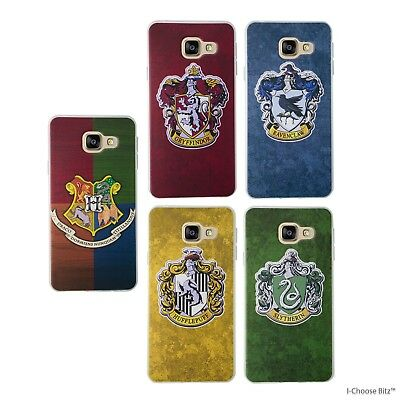 Maisons Harry Potter Coque/Etui/Case Samsung Galaxy A5 2016 / Silicone