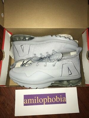 67183eb691 New Men's Nike Air Max Flair 50 Size 9 Wolf Grey Cool Grey Training Shoes