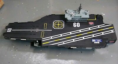 GI Joe USS Saratoga aircraft carrier 2001 Hasbro Replacement Parts Choice