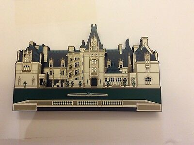 Shelia's Collectible Houses Lot Biltmore Estate, Liberty Bell, Town SquareChurch