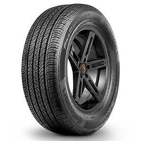 Continental ProContact TX 225/55R18 98H BSW (1 Tires)