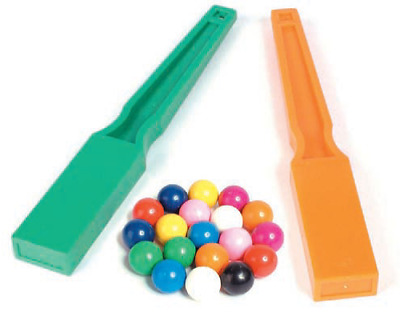Magnetic Wands Set of 2 Plus 20 Mables -  Science Teacher Resource Kids