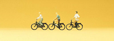 N Scale People - 79089 - Cyclists