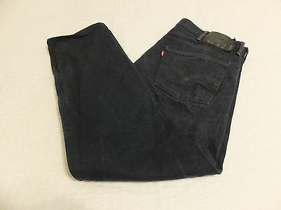 a6cf5f3c738 Levi's 501XX Straight Fit Shrink To Fit 40 x 31 Button Fly Men's Jeans ...