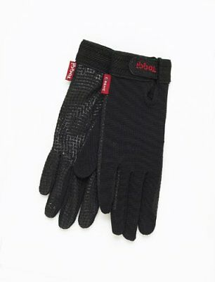 Toggi Montego Performance Riding Glove - Black, Large