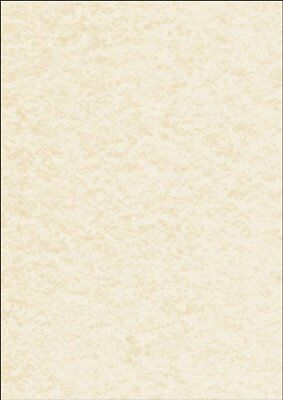 Sigel DP605 Textured Writing Paper A4 perga champagne, 90 gsm double sided 100
