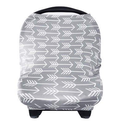 YOOFOSS Nursing Cover Breastfeeding Scarf - Baby Car Seat Covers, Infant