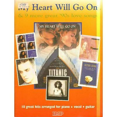 Imp Spartito My Heart Will Go On & 9 More Great '90S Love Songs