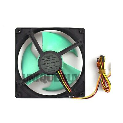 For NMB 4715JL-04W-S29 6A12A72-QF7 Refrigerator cooling fan DC12V 0.23A