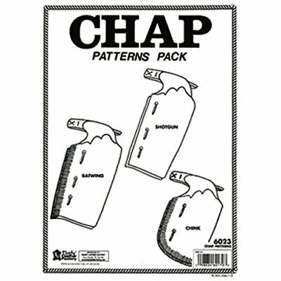 Tandy Leather Factory Pattern Pack-Chap