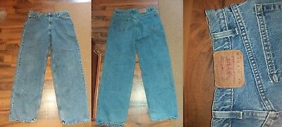 567 Loose Fit Extra Wide Levis Sz 36/34