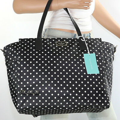 NWT Kate Spade Taden Blake Baby Bag Diaper Bag Multifunction Tote WKRU3524 New