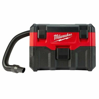 Milwaukee Cordless Wet/Dry Vacuum Lithium-ion (Tool-Only), 2.8 Amp 2 Gal. 18Volt