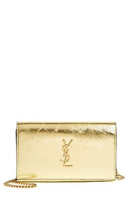 74a9d70f012f NWT AUTH YSL Saint Laurent Monogram chain wallet shoulder bag ...