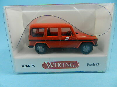 Wiking 026639 Puch G Öbb 1:87