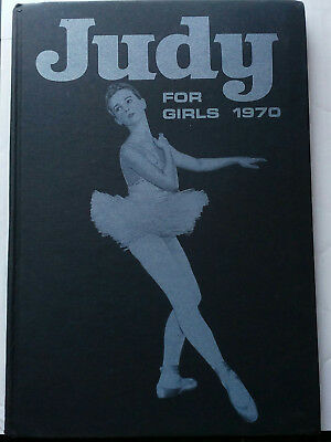Judy for girls annuals from 1970 and 1971 (a step back in time) vintage retro