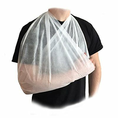 3 X Medical Grade Premium Non Woven Triangular First Aid Bandage Arm Shoulder In