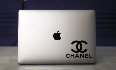 Chanel Laptop Windshield Sticker Decal MacBook Pro