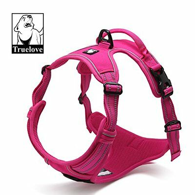 TrueLove Dog Harness TLH5651 No-pull Reflective Stitching Ensure Night Visibilit