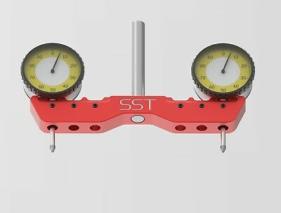 Adjustable Mill Tramming Tool --- Spindle CNC Router Bridgeport Lathe