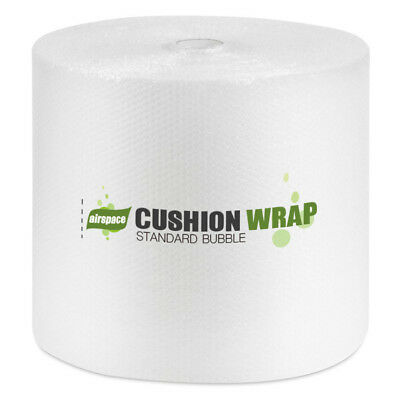 """Bubble Cushioning 3/16""""- 700 ft x 12"""" perforated every 12"""" MADE IN U.S.A + Wrap"""