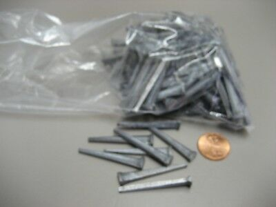 "1lb,  Cut Nails, 1-1/2"" / 4d / 38mm, Tremont Nail Co,"