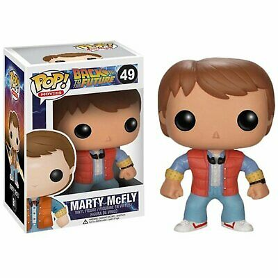 Pop! Vinyl Back to the Future MARTY MCFLY #49