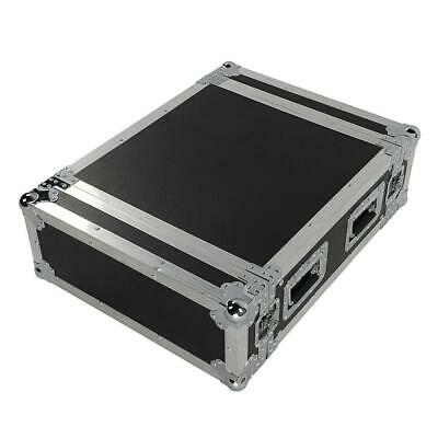 New High Quality 19 Inch Space Rack Case Double Door 4U DJ Equipment Cabinet