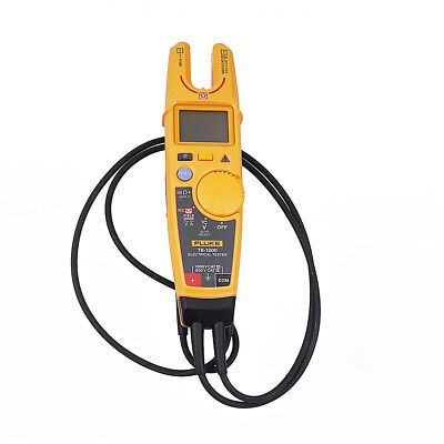 Fluke T6-1000 Clamp Continuity Current Electrical Tester Meter Field Sense