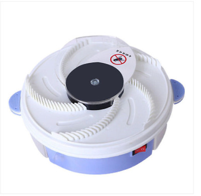 Electric Automatic Flycatcher Fly Trap Pest Reject Control Catcher Mosquito GT