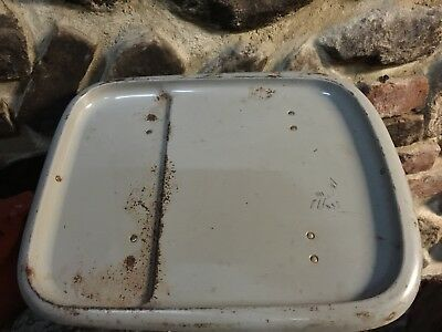 Vintage Carhop Window Serving Tray