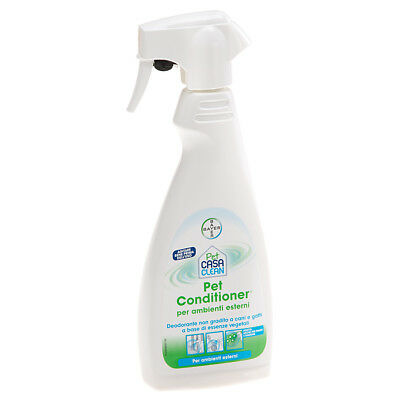Deodorante Bayer Ambienti Esterni disabituante cani gatti essenze vegetali 500ml