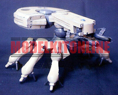 Spider Light Weight Tank Ghost In The Shell Unpainted Resin Figure Model Kit