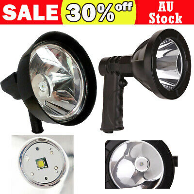 1520W SPOTLIGHT CREE LED Handheld Work Search Spot Light 12v Xenon Rechargeable