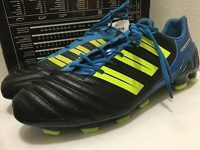 buy popular 3d16c a553e Adidas adiPower Predator TRX FG Soccer Cleats Size 12