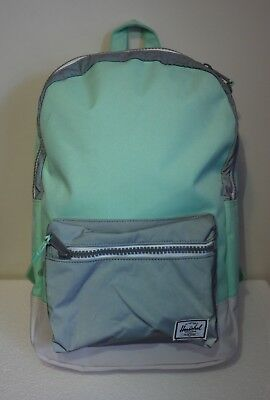 a3ee92f1713 HERSCHEL SUPPLY CO SETTLEMENT MID BACKPACK REFLECTIVE LUCITE MSRP  70 NEW  w TAG!