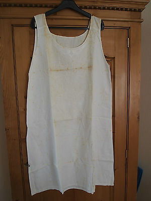 Antique babydoll Dress white - Embroidered - Handcrafted - - - No.5