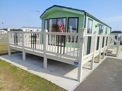 Willerby Sited On Private Park * DG CH DECK * 2 Bed  Skegness Mablethorpe