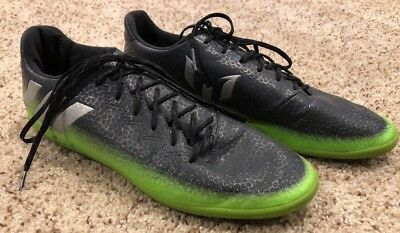 0889dd36781 ... coupon for adidas messi 16.3 tf soccer shoes mens dark grey green turf  soccer shoes 8.5