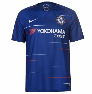 Chelsea Home Shirt 2018/19 Small, Medium, Large, Extra Large and XXL