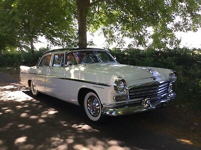 American Classic. Chrysler Windsor. 4 door saloon. V8 Automatic. 1955