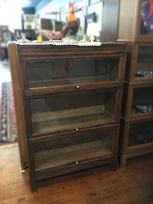 Three Stack Macey Barrister Bookcase