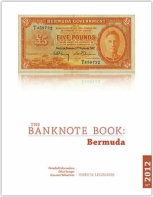 Bermuda chapter from new catalog of world notes, The Banknote Book