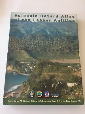Volcanic Hazard Atlas of the Lesser Antilles (Paperback)