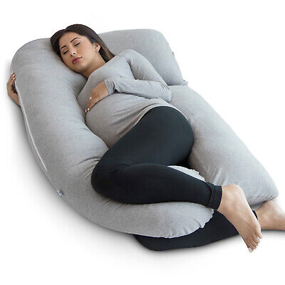 🔥 𝐒𝐄𝐋𝐋𝐈𝐍𝐆 𝐅𝐀𝐒𝐓    U-Shaped Pregnancy Pillow, Full Body by PharMeDoc