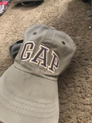 Vintage GAP Embroidered Baseball Dad Hat Cap Adjustable StrapBack 94d6860e1385