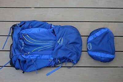 419e4db9e6a3 OSPREY EJA 48 Women s Backpack Hiking Good Condition -  120.00 ...