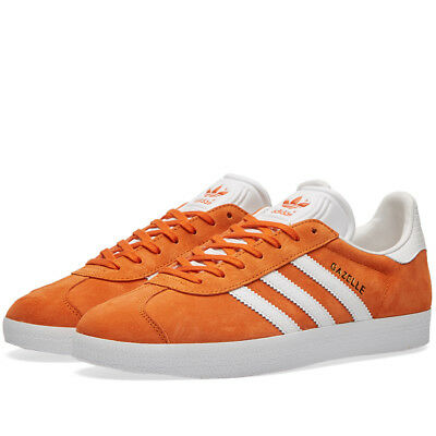 adidas gazelle orange women