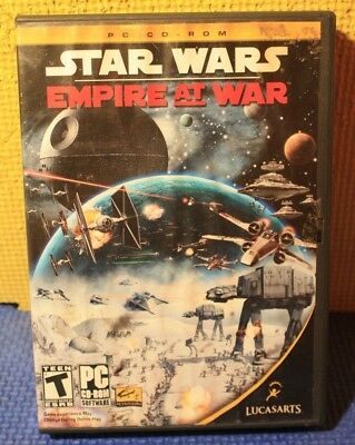 Star Wars: Empire at War PC CD-Rom